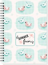 Food Diary Weight Loss Buddy Notebook Tracker Slimming Extra Easy A6 BL