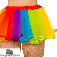 Satin Tutu Skirts for Women