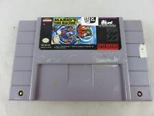 Mario's Time Machine US version Super Nintendo SNES NTSC Module -- r8rc