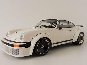 Porsche 934 1976 White 1/12 MINICHAMPS 125766404 Pma Turbo Rsr 930