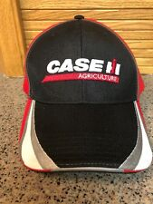 """Case IH Agriculture"" Red Black FarmAll Adjustable closure Men's Ball Cap NWOT"