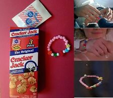 One Tree Hill Cracker Jack Box Haleys Beaded Bracelet prop replica VALENTINES