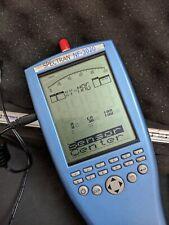 Spectran NF-3020 (10Hz to 400kHz) EMC Spectrum Analyzer Spectran NF Series