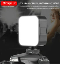 Mini Portable Video Flash LED Lamp Light for interview Sport Camera Camcorder