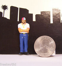 Lil Boricuas Puerto Rico Ricans Homies Figure Figurine Homie Diorama RICO SUAVE