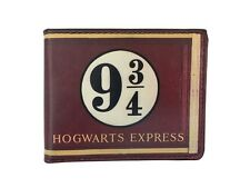 Harry Potter Hogwarts Express Logo Officially Licensed Adult Bi-Fold Wallet