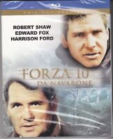 Blu-ray FORZA 10 • DA NAVARONE con Harrison Ford nuovo edizione speciale 1978