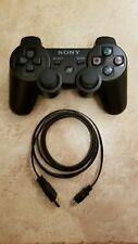 Originaler PS3 SIXAXIS Controller + Ladekabel - TOP!!!