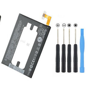 Brand New 2600mAh 3.8V 9.88Whr HTC One M8 Battery B0P6B100 + Tool Set