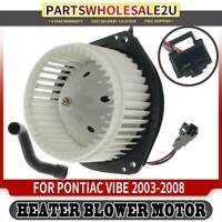 MYSMOT 700112 HVAC Heater Blower Motor Fan Assembly Compatible with 01-07 TOYOTA Highlander 99-03 LEXUS RX300 01-05 LEXUS GS430 98-00 LEXUS GS400 02-10 LEXUS SC430 98-05 LEXUS GS300
