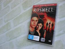 ROSWELL - COMPLETE SEASON 1 (ONE) COLLECTION - REGION 4 PAL 6 DISC DVD SET