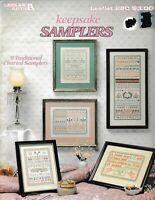 Keepsake Samplers Traditional Charted Cross Stitch | Leisure Arts 280