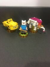 Lego Dimensions Adventure Time Level Pack Finn Complete