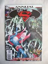 SUPERMAN / BATMAN ANNUAL N°2 VO NEUF / NEAR MINT / MINT