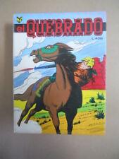 EL QUEBRADO n°2 1977 disegni di VOGT edizioni Cenisio  [G760B-2]