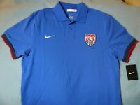 Nike USA Men's Soccer EXTRA LARGE BRAND NEW Collared Shirt XL USMNT NWT