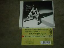 Eric Carmen Change Of Heart Japan CD