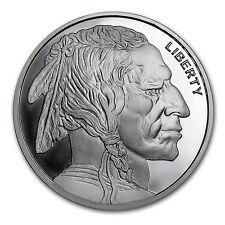 2 oz Silver Round - Buffalo - SKU #149356