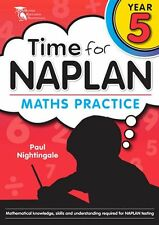 Time for NAPLAN Maths Practice Year 5