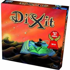 DIXIT - THE STORY TELLING BLUFF AND GUESS FAMILY BOARD GAME - AGE 8+ NEW GIFT