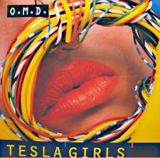 ORCHESTRAL MANOEUVRE IN THE DARK tesla girls/garden city/telegraph live MAXI VG+