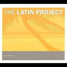 Nueva Musica [Digipak] by The Latin Project (CD, Sep-2004, Electric Monkey...