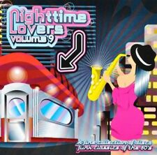 Nighttime Lovers Volume 9 New cd   80's  disco/funk classics  12 inches