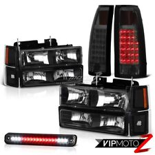 [SMOKE]1994-1998 Chevy Silverado CK 1500 2500 LED 3RD Brake Tail Lamp Head Light