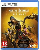 Mortal Kombat 11 Ultimate Sony Playstation 5 PS5 Game