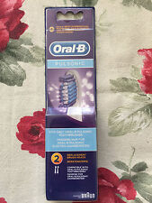 Oral-B cepillos insertables pulsonic 2er