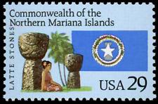North Mariana Usa United States 29 Cent Mint Unused Stamp Mnh Scott #2804