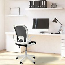 More details for ergonomic office chair computer chair swivel chair back support for work black
