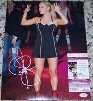ONE TIME SUPER SALE! Jessica Simpson Signed Autographed 11x14 Photo JSA COA!