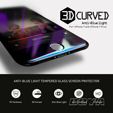 9H hardness 3D curved screen protector purple light tempered glass for Huawei
