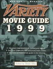 Variety Movie Guide, 1999 by Elley, Derek