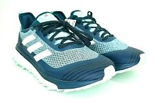 Adidas Boost Response Women's, White, Real Teal, Trail Running Shoes Size 8.5