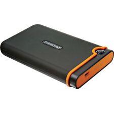 Discos duros externos Transcend alimentación por USB USB 3.0 para ordenadores y tablets
