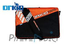 """Sac Ordinateur Laptop 14.1"""" a 15.4"""" ORKIO 0802402 Orange/Noir"""
