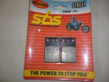Pastilla de freno SBS moto Rieju 50 Dragstar 1992 595HF en