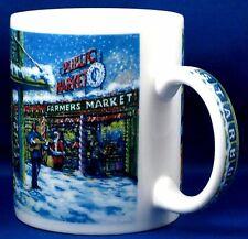 Starbucks Xmas Mug Seattle Pikes Public Market Santa Winter Holiday Gift Idea