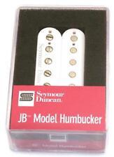 Seymour Duncan® SH-4 Model JB Bridge Humbucker Pickup~White~Brand New