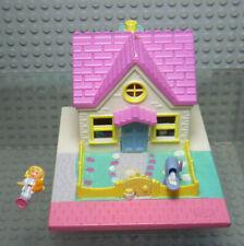 Cozy Cottage - Polly Pocket Vintage - Blue Bird 1993