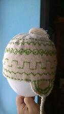 CUFFIA PERUVIANA NEONATO -- PERUVIAN BABY HAT