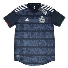 Adidas Climachill Mexico Mens Black Player Issue 2019 Soccer Jersey Size 5 Med