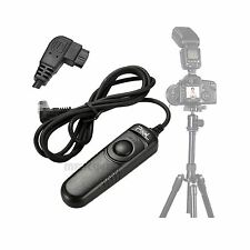 Pixel RC-201/S1 Shutter Release Cable for Sony A77 A900 A850 A65 A580 A550 A55