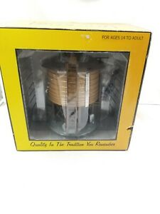 RAILKING 30-11028 O SCALE WATER TOWER NEW
