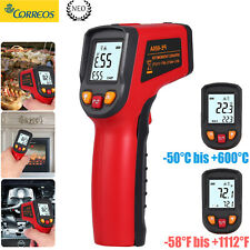 Termómetro Digital Infrarrojo Dispositivo de Temperatura Láser -50 ℃ - + 400 ℃
