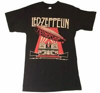 Led Zeppelin Mothership 30/1 Soft Black T Shirt New Official