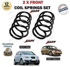 FOR SEAT ALTEA + XL 2.0 TDI 16v 5P1 5P5 5P8 2004-> NEW 2X FRONT COIL SPRINGS SET