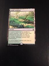 MTG MAGIC KHANS OF TARKIR WINDSWEPT HEATH (FRENCH LANDE VENTEUSE) NM